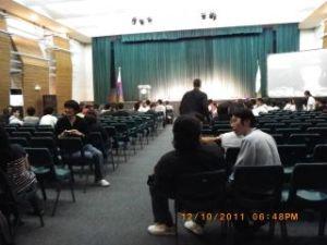 GDAP Festival 2011 Auditorium